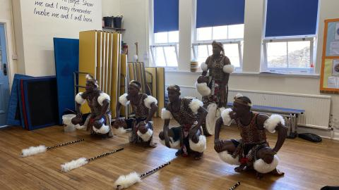 Mighty Zulu Nation visit Sicklinghall